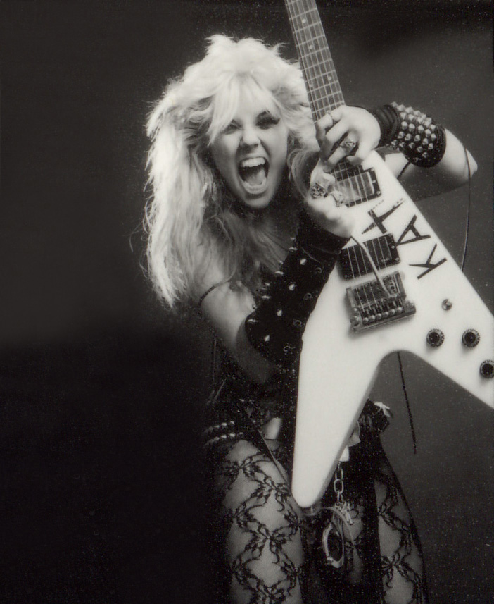 "RARE METAL HISTORY!!!! The Great Kat's ""WORSHIP ME OR DIE!"" ERA'S ""GET READY FOR HYPERSPEED! AH!!!!!!!!!!!!!!"""