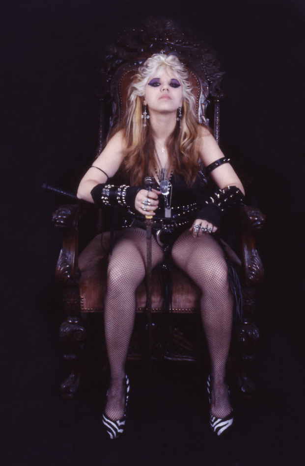 """WORSHIP ME OR DIE!"" ERA'S The Great Kat THRASH QUEEN!"