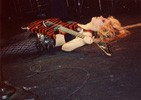 """WORSHIP ME OR DIE!"" ERA'S THE GREAT KAT EXHAUSTED ON HYPERSPEED TOUR!"