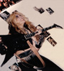 "RARE!!!! ""WORSHIP ME OR DIE!"" ERA'S THE GREAT KAT'S HOUSE of METAL in NYC!"