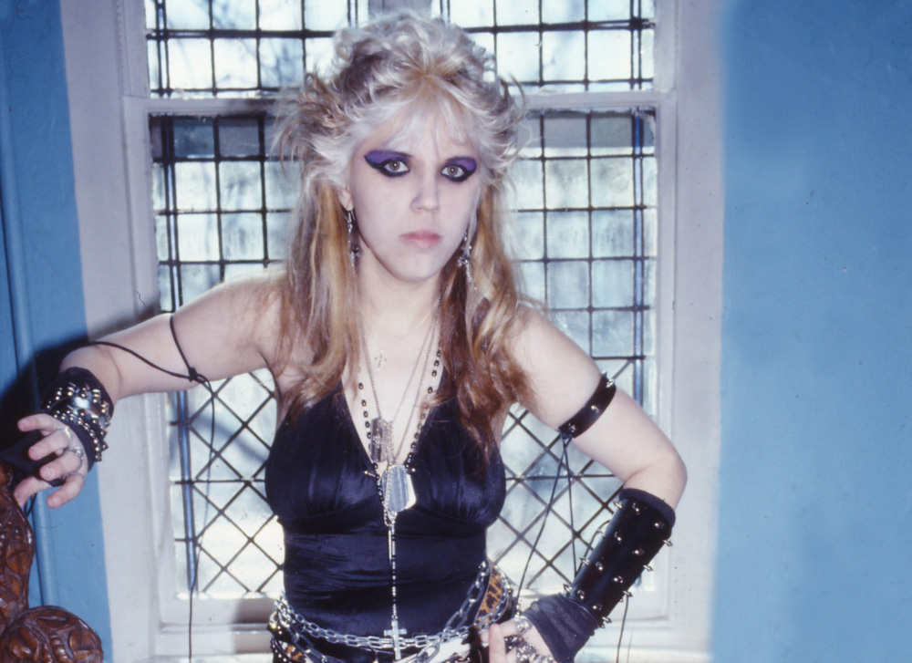 """METAL HISTORY!!! """"WORSHIP ME OR DIE!"""" ERA'S """"SATAN GOES TO CHURCH"""" WITH THE GREAT KAT!"""