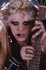 "RARE METAL HISTORY!!! ""WORSHIP ME OR DIE!"" ERA'S CUTE AS A BUTTON METAL GODDESS READY to SHRED!"