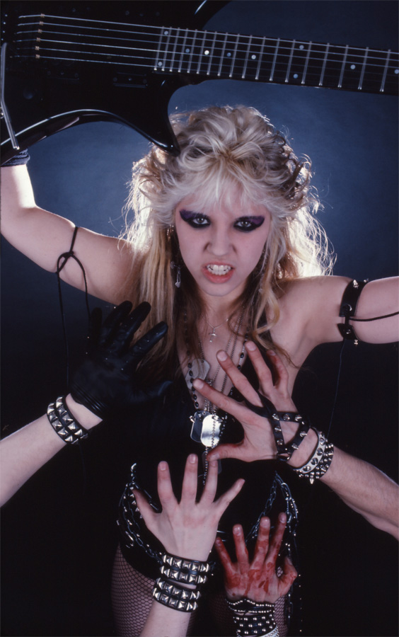 """RARE METAL HISTORY!!! """"WORSHIP ME OR DIE!"""" ERA'S ALL BOW TO THE MIGHTY GREAT KAT!!!"""