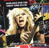 """The Great Kat """"WORSHIP ME OR DIE!"""" CD PHOTOS!"""