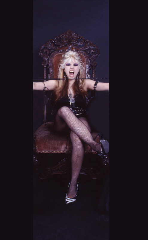 """SATAN GOES TO CHURCH"" ERA'S THE GREAT KAT - QUEEN OF ALL THRASHDISCIPLES!"