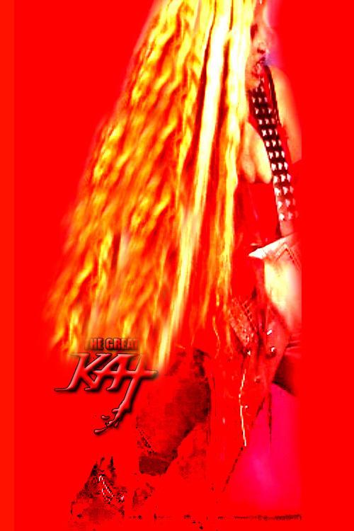 THE GREAT KAT GUITAR SHREDDER PHOTOS!