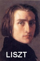 """FRANZ LISZT, genius pianist/composer was one of the forerunners of virtuoso pianists and led the way for extreme virtuosity in composition. Liszt was famous for his """"Hungarian Rhapsodies"""", Piano Concertos, """"Mephisto Waltzes"""" and more. Liszt became Abbe Liszt in the Catholic Church AND he was also father-in-law to genius opera composer Richard Wagner!"""