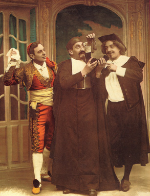 "The Opera ""THE BARBER OF SEVILLE"" by GIOACCHINO ROSSINI"