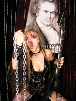 METAL LIFE MAGAZINE'S INTERVIEW WITH GREAT KAT