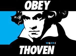 """WQXR Declares NOVEMBER BEETHOVEN AWARENESS MONTH""!"