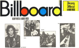 "BILLBOARD MAGAZINE FEATURES THE GREAT KAT IN ""HEAVY METAL & HARD ROCK"" ISSUE!"