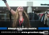 "COMICOLOGY TV INTERVIEWS THE GREAT KAT ABOUT ""BEETHOVEN'S GUITAR SHRED"" DVD! Jeff Peters, Host, Comicology TV. WATCH HERE!"