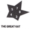 "THE GREAT KAT: Honored with a STAR in the ""GUITAR HERO GALAXY""  - Spin Magazine"