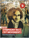 """TOTAL GUITAR MAGAZINE FEATURES THE GREAT KAT IN """"BEETHOVEN SYMPHONY NO 5 (1ST MOVEMENT)""""! """"The Great Kat (Beethoven Shreds) includes a short arrangement of the tune [Beethoven Symphony No 5] at a breakneck tempo, infused with shred heroics and speed-metal accompaniment. The Great Kat's shred histrionics take Beethoven's Fifth to a whole new level...Bach's Brandenburg Concerto #3. The Great Kat provides 100 seconds of utterly mad shred guitar with multiple lead parts weaving in and out of each other, all played at lightning pace."""" - Total Guitar Magazine"""