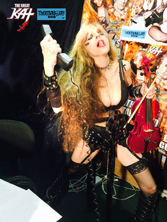 THE GREAT KAT ROCKED the JAY THOMAS SHOW on SIRIUSXM INDIE CHANNEL 102 on FEB 12, 2015! OUTRAGEOUS! JAY THOMAS & The Great Kat RULE!!! http://www.siriusxm.com/indie