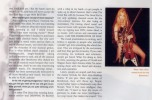 """SHE WHO MUST BE OBEYED"" -The Great Kat Interview in Guitar Player Magazine by Michael Molenda"