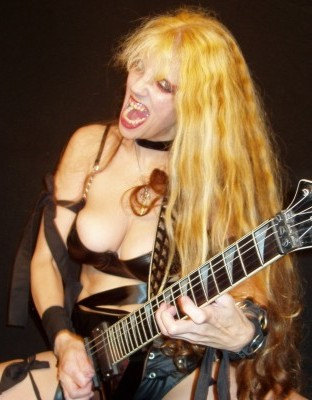 Exclusive Interview With The Great Kat in DeansPlanet.com Celebrity Interviews