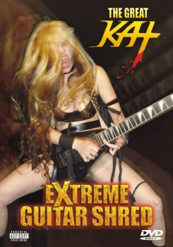 """Extreme Guitar Shred"" DVD Review in Metal Maniacs Magazine"