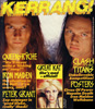 """KERRANG MAGAZINE'S FAMOUS COVER STORY ON THE GREAT KAT """"GREAT KAT. SHE'S MAD - OFFICIAL!"""""""