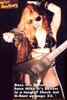 """""""G-RANT"""": THE GREAT KAT INTERVIEW in """"METAL MANIACS"""" Magazine!"""