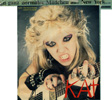 """GOTZ KUHNEMUND'S INTERVIEW WITH THE GREAT KAT in METAL HAMMER MAGAZINE! """"JUST A NORMAL GIRL FROM NEW YORK! KAT: 'The fastest female guitarist in metal'""""!"""
