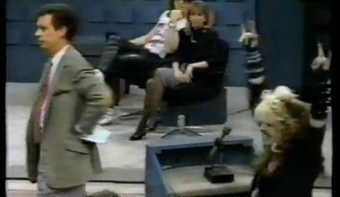 "NEWS!! MORTON DOWNEY JR. MOVIE COMING OUT JUNE 7! SEE The Great Kat DOMINATE MORTON DOWNEY JR. on ORIGINAL ""THE MORTON DOWNEY JR. SHOW""! FAMOUS, OUTRAGEOUS EPISODE! WATCH NOW: http://youtu.be/ua5jxv8TrMc"