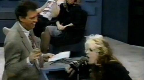 """The Great Kat DOMINATES MORTON DOWNEY JR. on ORIGINAL """"THE MORTON DOWNEY JR. SHOW""""! FAMOUS, OUTRAGEOUS EPISODE! WATCH NOW: http://youtu.be/ua5jxv8TrMc"""