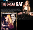 """MYM MAGAZINE'S INTERVIEW WITH THE GREAT KAT OUT NOW """"THE GREAT KAT -- A FORCE OF NATURE""""! """"The Great Kat - is like a force of nature in both her everyday life and in the music world. She tells Matt Chapman how a Judas Priest music video led her to become one of the fastest guitarists alive."""" - by Matt Chapman, MyM Magazine - Movies, Anime, Manga, Games & More - Issue #34"""