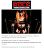 """ROCK CONFIDENTIAL PREMIERES EXCLUSIVE COLUMN """"THE GREAT KAT SCREAMS!"""" """"The Great Kat – the fastest heavy metal guitar virtuoso in the world – is bringing her unique personality, wit and humor to Rock Confidential! Her new advice column, The Great Kat Screams!, is finally here! Fans sent in questions from all over the world to The Great Kat, exclusively through Rock Confidential. Scroll through the questions and step into the wild world of The Great Kat!"""" - Jesse Capps, Rock Confidential"""