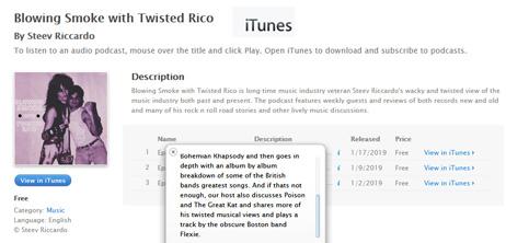 A&R MUSIC VETERAN STEEV RICCARDO TALKS ABOUT DISCOVERING