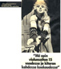 """SUOSIKKI MAGAZINE'S FAMOUS COVER STORY ON THE GREAT KAT """"GREAT KAT: Worship Me Or Die!"""""""