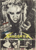 """THRASH 'EM ALL'S COVER STORY INTERVIEW with THE GREAT KAT! """"Features and interviews with The Great Kat""""! In Issue #3 (POLAND) On sendbackmystamps.org!"""