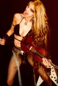 The Great Kat Interview in Heavy Metal Universe