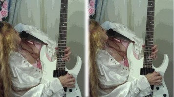 GUITAR LICKS VIDEOS FEATURES The Great Kat's BACH'S BRANDENBURG CONCERTO #3!