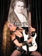 "TINTIN.CH INTERVIEW WITH THE GREAT KAT! ""Guitar shredding goddess par excellence."" - Pascal Ferrazzini, Tintin.ch"