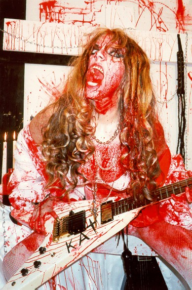 "NEW!! ""BLACK METAL RADIO"" Featuring THE GREAT KAT's RADIO ID & ""TERROR""-EPISODE 103, Tracks 23 & 24!! (Click here, then click on BMR Logo. Click ""Listen"" and go to Tracks 23 & 24)"
