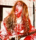 RUSSIAN KAT-POSSESSED SLAVES CAN NOW READ ABOUT THEIR METAL MESSIAH GREAT KAT IN RUSSIAN in GUITARS.RU RUSSIAN WEBZINE!