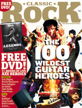 "THE GREAT KAT NAMED ""THE 100 WILDEST GUITAR HEROES"" in CLASSIC ROCK MAGAZINE! NEO-CLASSICAL SHRED GUITAR GODDESS in March 2007 Issue! ""The Great Kat - FELINE GROOVY. Utterly bonkers, self-proclaimed High Priestess Of Shred Guitar. Likes blood. And Beethoven. And she's from Swindon. Must hear: William Tell Overture."" - Sian Llewellyn, Editor Classic Rock Magazine"