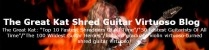 SUBSCRIBE TO THE GREAT KAT SHRED GUITAR VIRTUOSO RSS FEED!