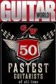 GUITAR WORLD MAGAZINE NAMES THE GREAT KAT &quot;50 FASTEST GUITARISTS OF ALL TIME&quot;!!