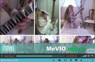 "MEVIO TODAY FEATURES THE GREAT KAT'S ""BEETHOVEN'S GUITAR SHRED"" DVD IN MEVIO MUSIC! ""Michael Butler shows us some great gift ideas for the music lover on your shopping list. This time it's the fastest female guitarist on the planet, The Great Kat."" - MEVIO TODAY 12/12/09"