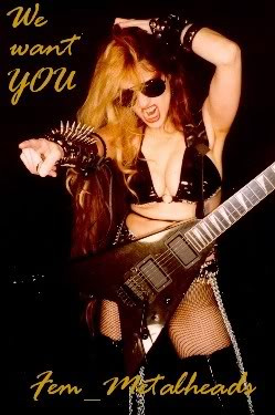 HEAVY METAL STYLE BLOG FEATURES THE GREAT KAT!