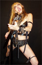 PUNKTV.CA INTERVIEW WITH THE GREAT KAT!! By Dixon Christie, PunkTV.ca