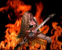 """YOUTUBE LAUNCHES """"YOUTUBE - THE GREAT KAT"""" CHANNEL, FEATURING TONS OF INSANE GUITAR SHRED GREAT KAT MUSIC VIDEOS & TV SHOWS: """"Metal Messiah"""", """"Beethoven Mosh"""", Paganini's """"Caprice #24"""", """"The Flight Of The Bumble-Bee"""", """"Good Day New York"""", """"The Morton Downey Jr. Show"""" & MUCH MORE! http://www.youtube.com/channel/HCuJG9jO1nSCE/featured"""