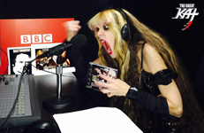 "THE GREAT KAT BONUS INTERVIEW with RAINER HERSCH on BBC RADIO 4's ""FAST AND FURIOSO"" IS OUTRAGEOUS! Interview Coming Soon to BBC!"