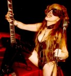 "MY EMU IS EMO BLOG FEATURES THE GREAT KAT! ""The Great Kat, a Juilliard-trained violinist who finds her art in doing heavy metal covers of classical music."""