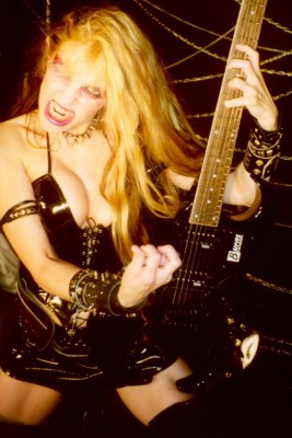 "NEW! The Great Kat CHOSEN ""CHURCH OF GIRL RADIO STAR"" for September!"