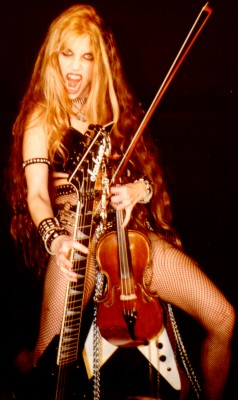 "The Great Kat Interview in ""Beyond The Dark Horizon"" Webzine"