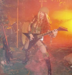 "BN FANZINE'S INTERVIEW WITH THE GREAT KAT! ""Beethoven brought to Speed/Thrash Metal and mixed with inhuman virtuosity."" - Gorege, BN Fanzine"