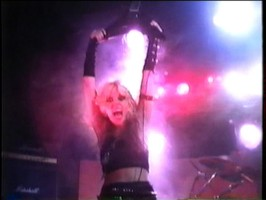 "The Great Kat's ""METAL MESSIAH"" Music Video Clip from ""WORSHIP ME OR DIE!"""